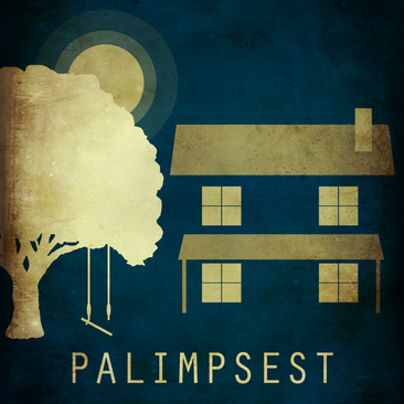 Halloween Countdown: Palimpsest