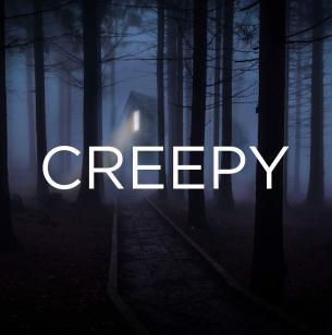 Creepy: 31 days of Horror – Podern Times