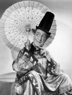 Ed Wynn 'The Perfect Fool'