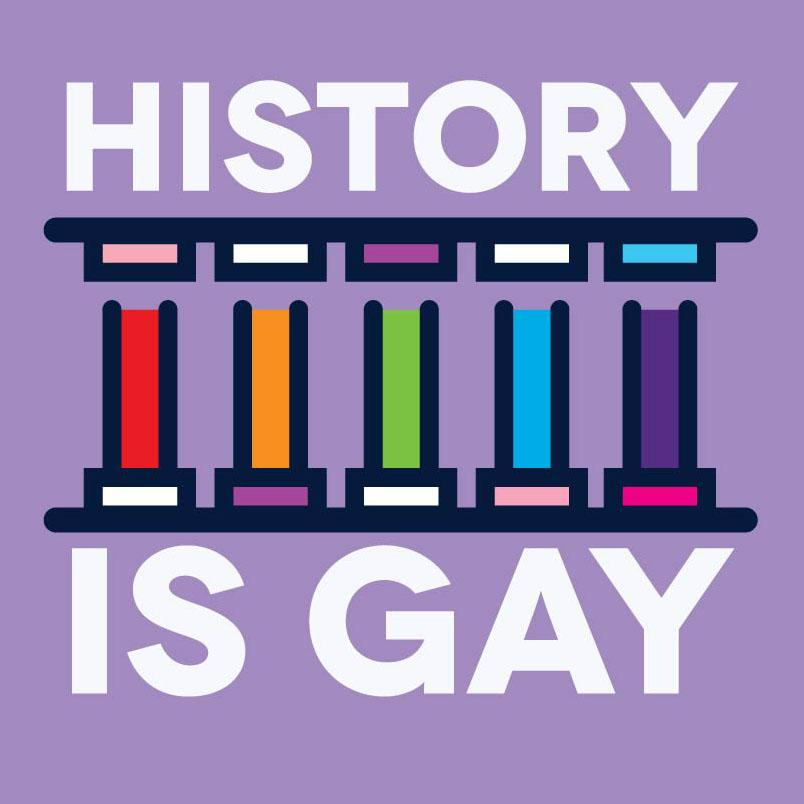 History is Gay Podcast Review